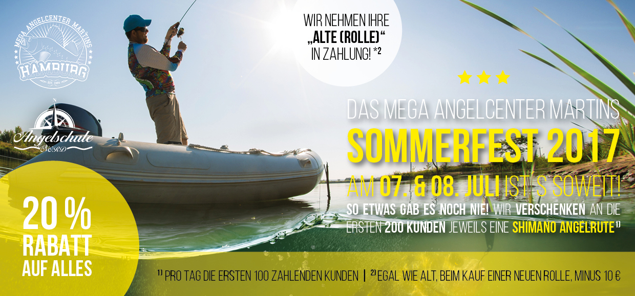 MAC Martins Sommerfest 1